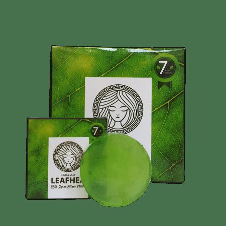 leafhea glutha soap